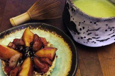 artisanal tea pairings