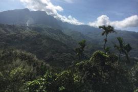 Tung Ting Mountain, Taiwan